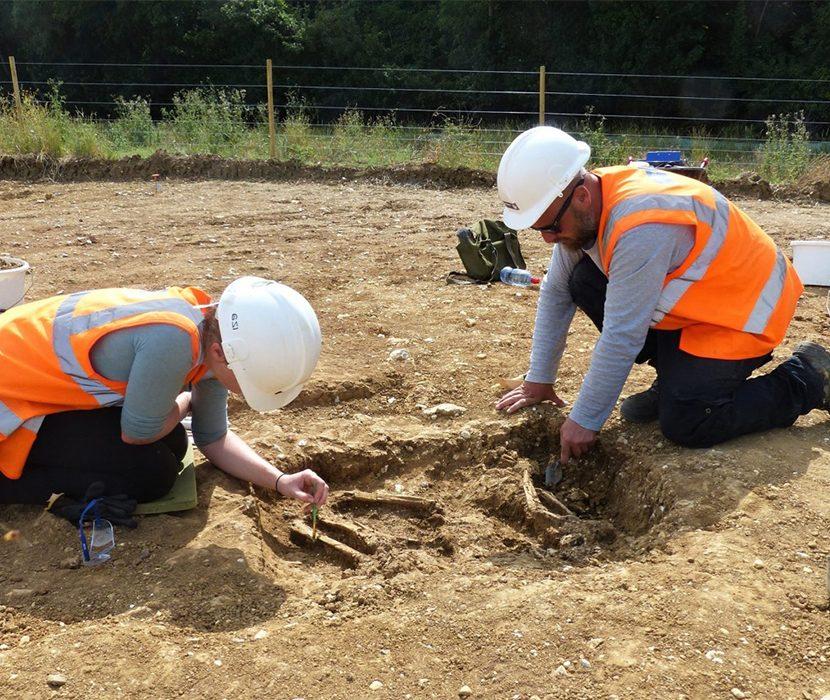 EA1 Archaeology