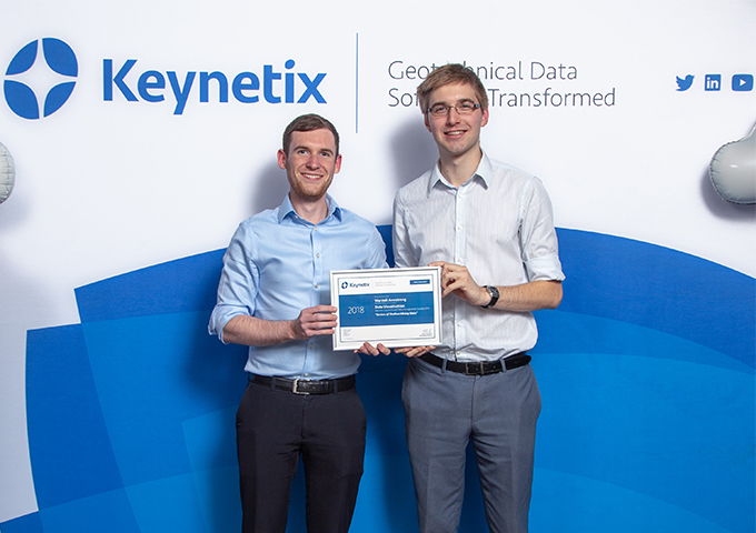 Keynetix Awards 2018