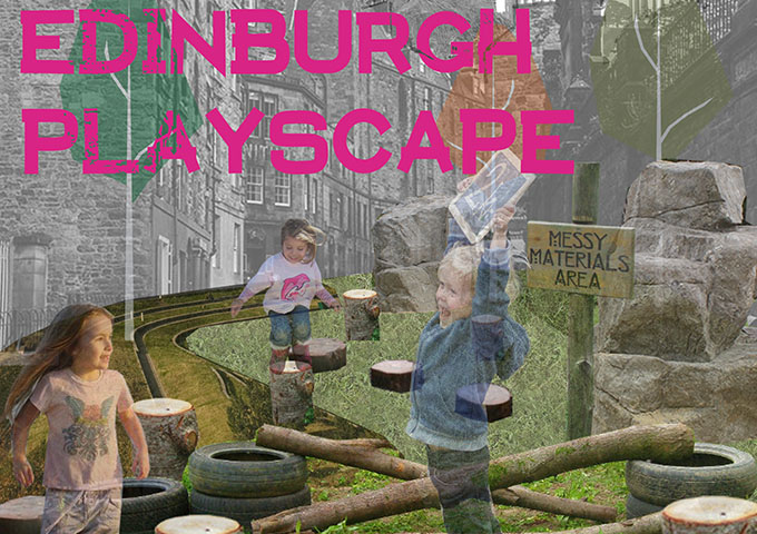 edinburgh playscape